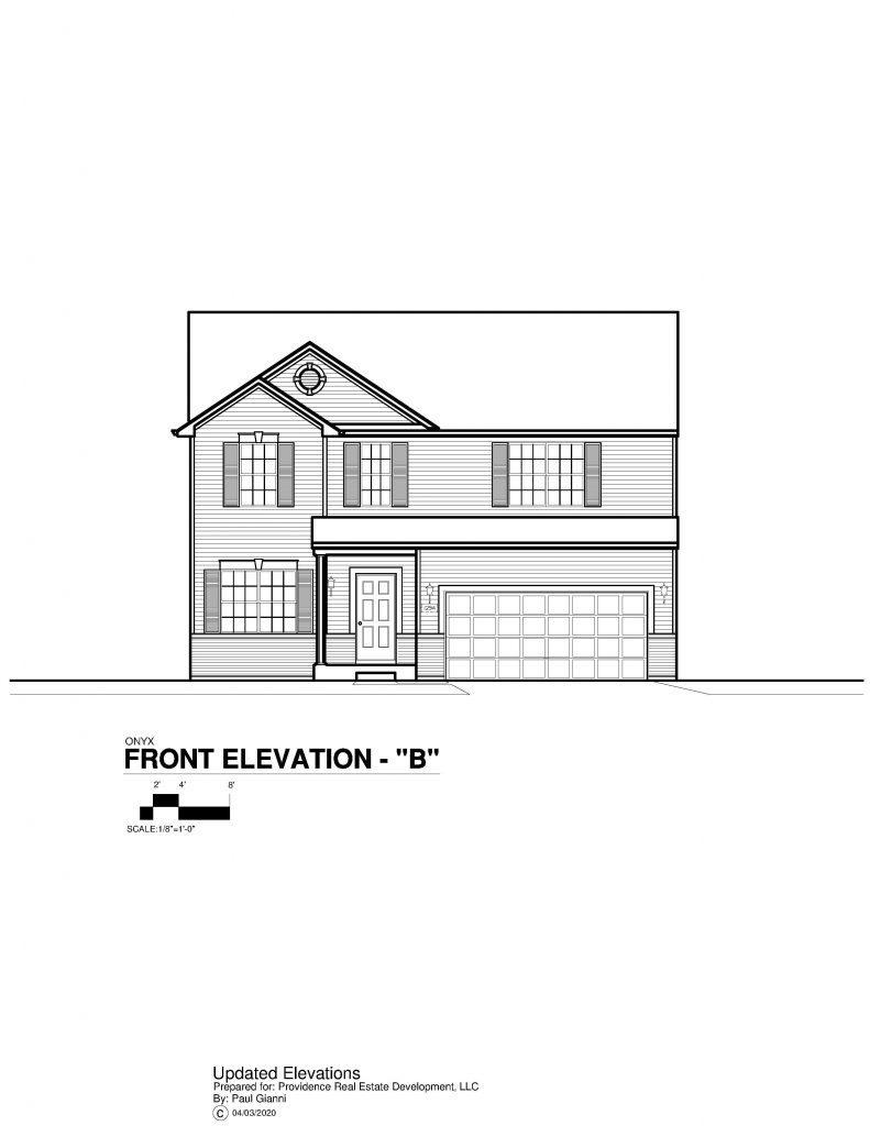 Onyx Elevation Brochure - B