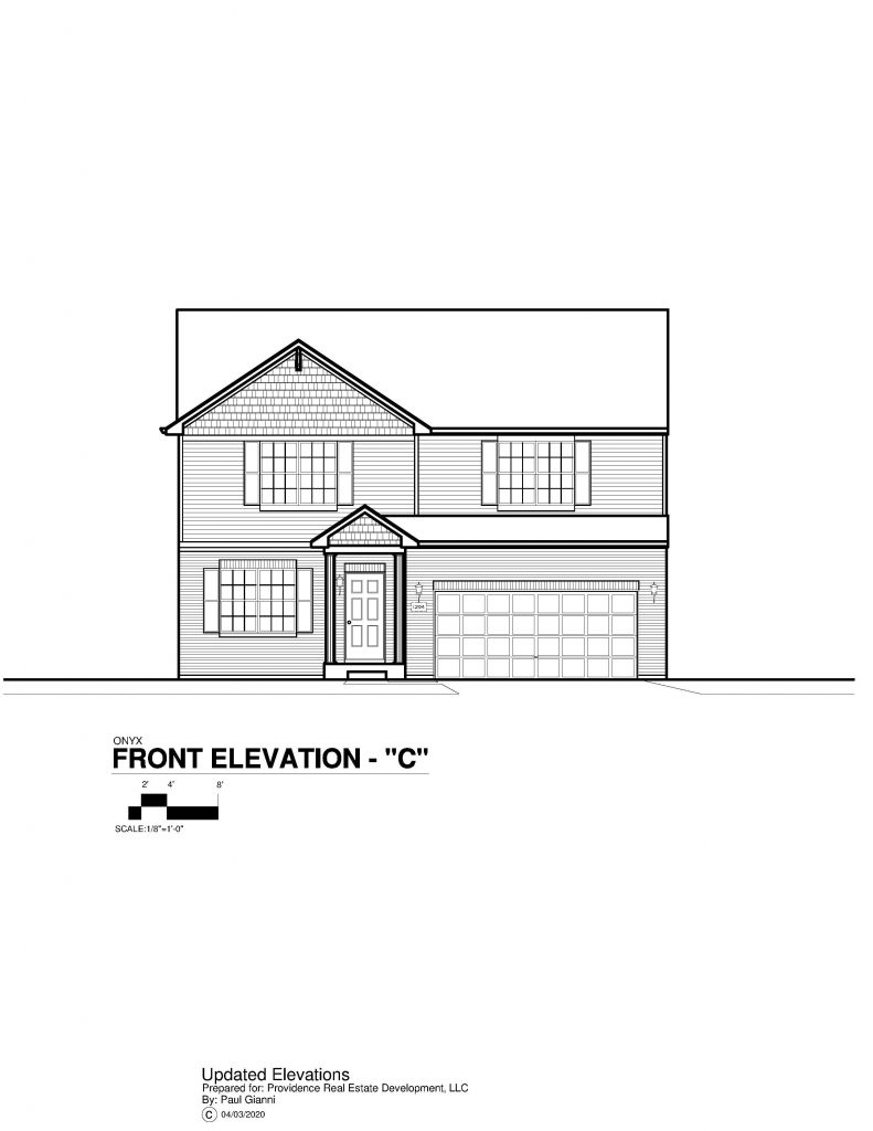 Onyx Elevation Brochure - C